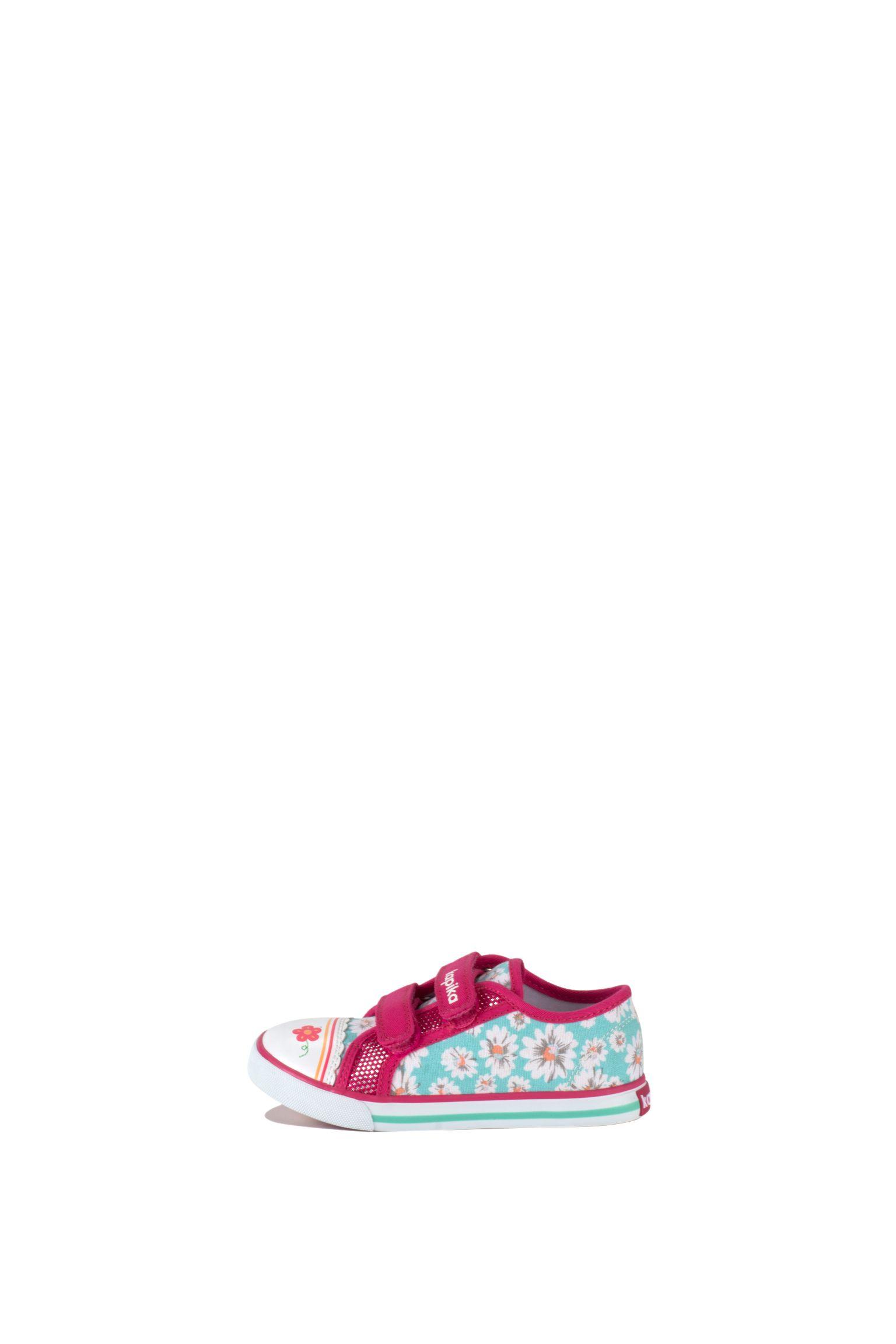 87a6547aa Купить Кеды детские Kapika 72203-3 (23-28) в интернет-магазине Дом обуви